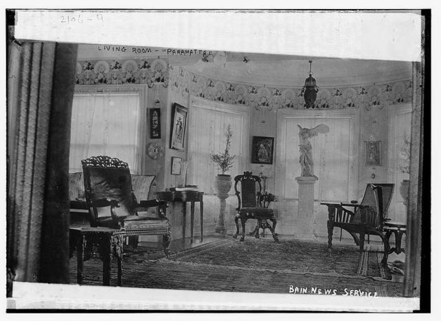 """Living room, """"Paramatta"""""""