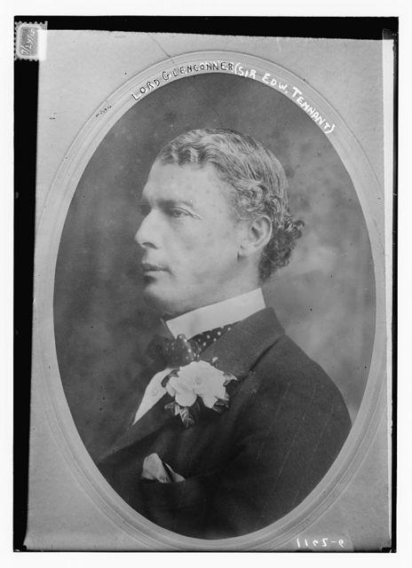 Lord Glenconner (Sir Edw. Tennant)