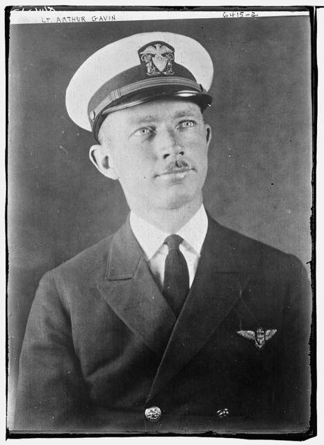Lt. Arthur Gavin