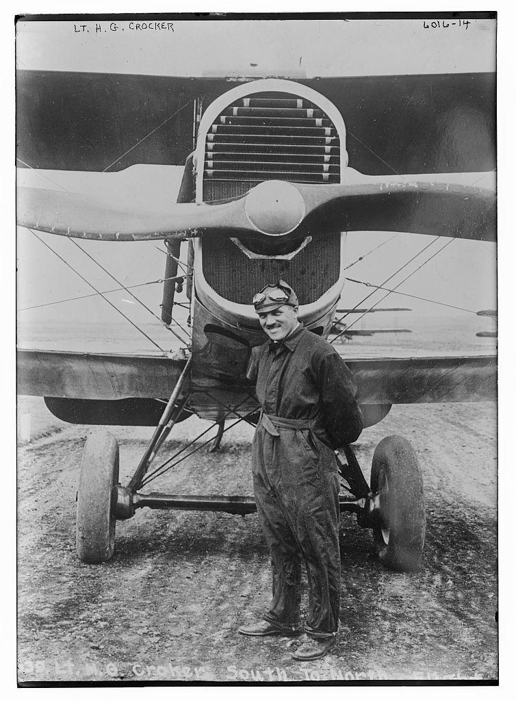 Lt. H.G. Crocker