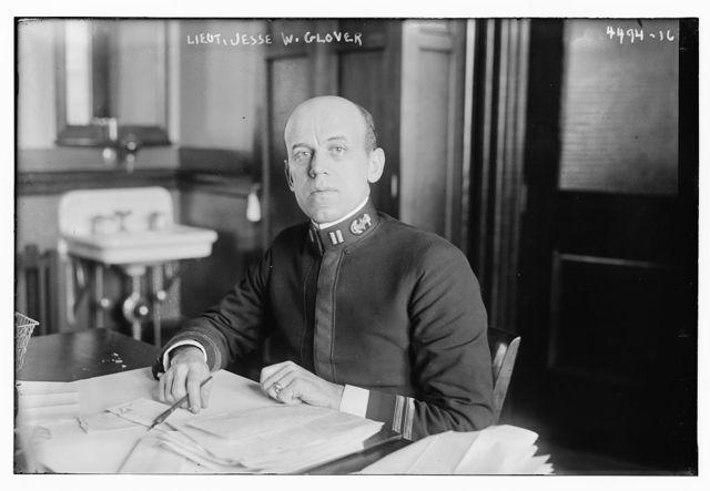 Lt. Jesse W. Glover