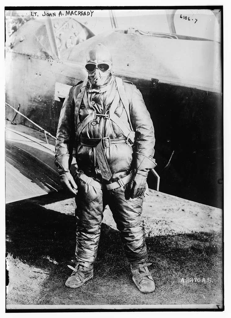Lt. John A. MacReady