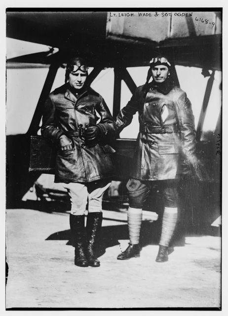 Lt. Leigh Wade & Sgt. Ogden