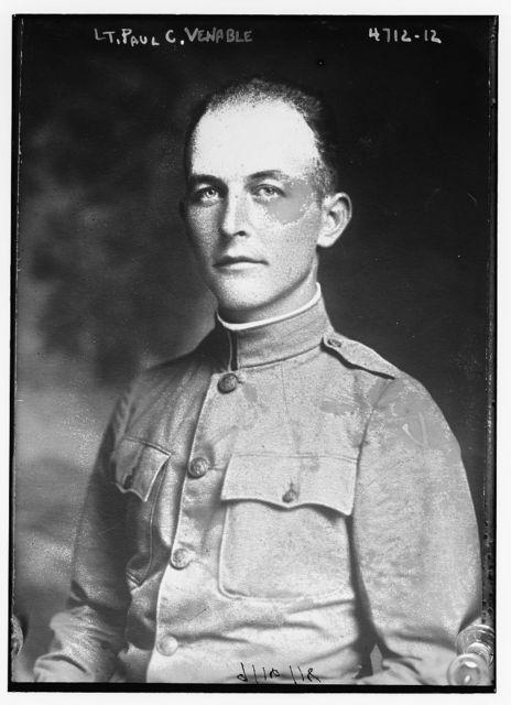 Lt. Paul C. Venable