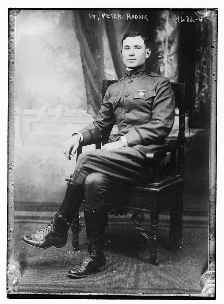 Lt. Peter Haddix