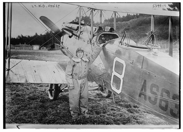 Lt. W.D. Coney