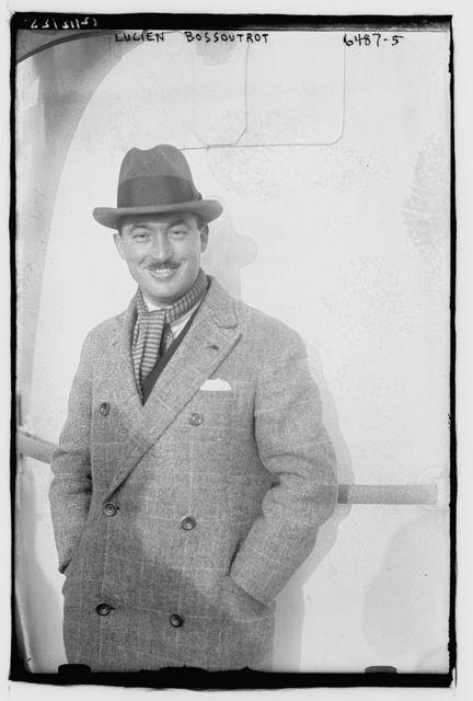 Lucien Bossoutrot
