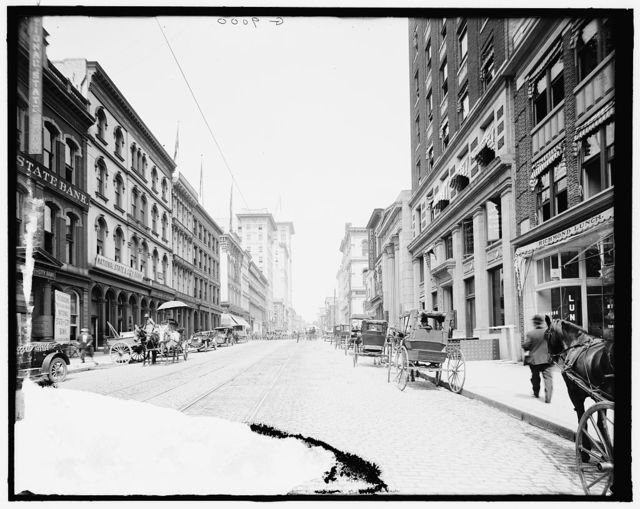 [Main Street, east from 11th, Richmond, Va.]