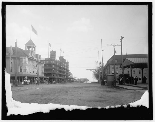 [Main Street, Old Orchard, Maine]
