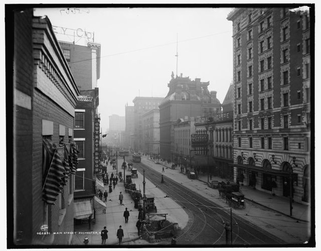 Main Street, Rochester, N.Y.