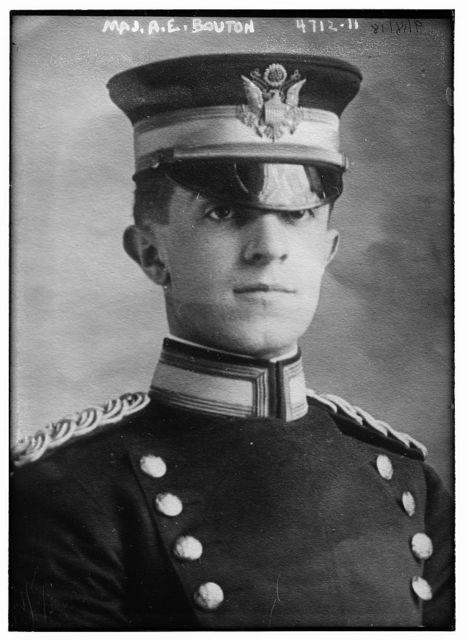 Maj. A.E. Bouton