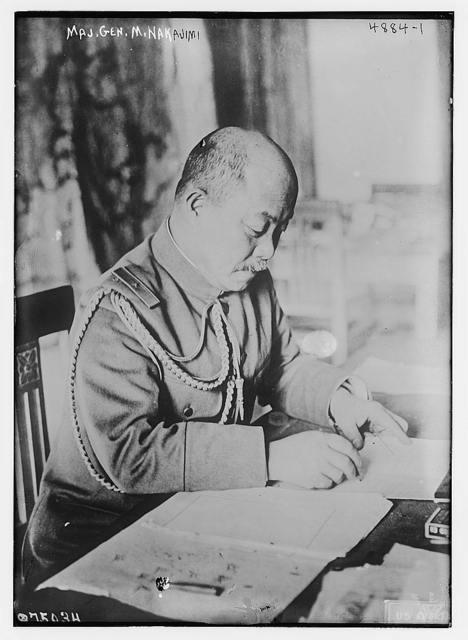 Maj. Gen. M. Nakajimi