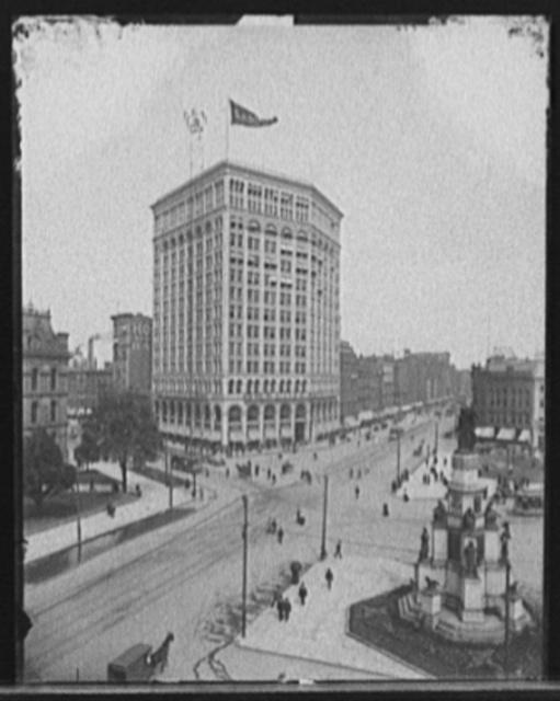 [Majestic Building, Detroit, Michigan]