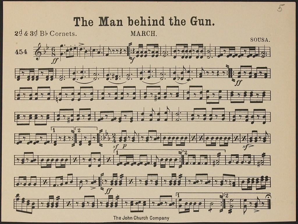 Man behind the Gun