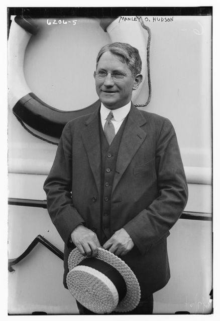 Manley O. Hudson