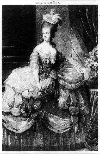 Maria Antoinette, Queen of France
