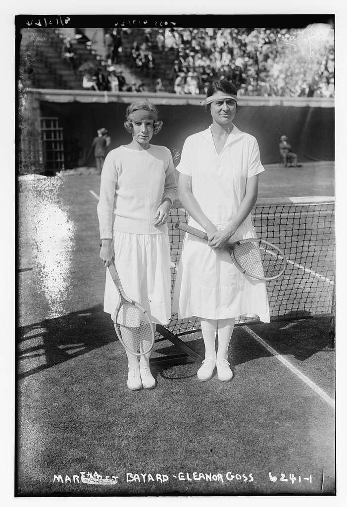 Martha Bayard, Eleanor Goss
