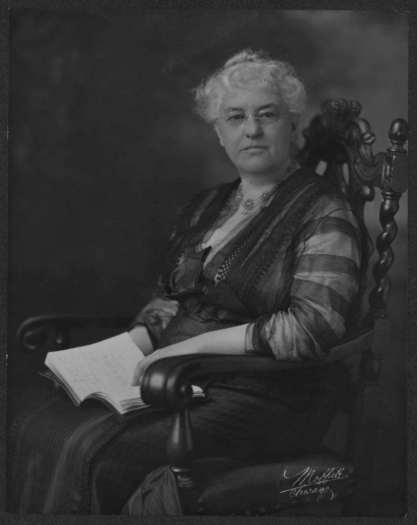 Mary E. McDowell, University of Chicago Settlement, Stock-Yards District