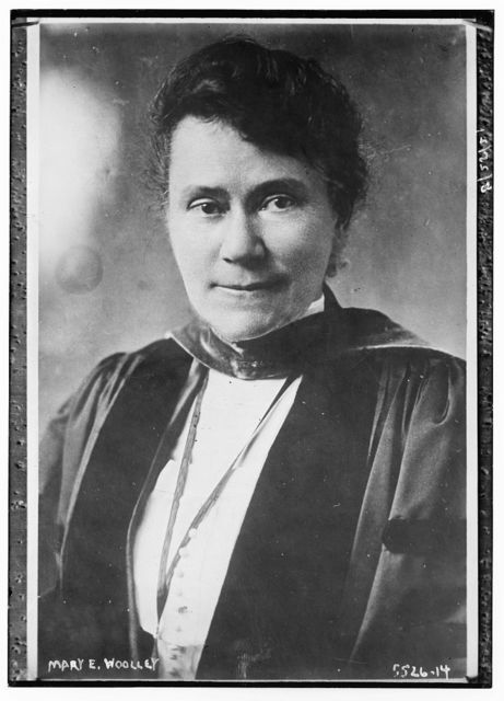 Mary E. Woolley
