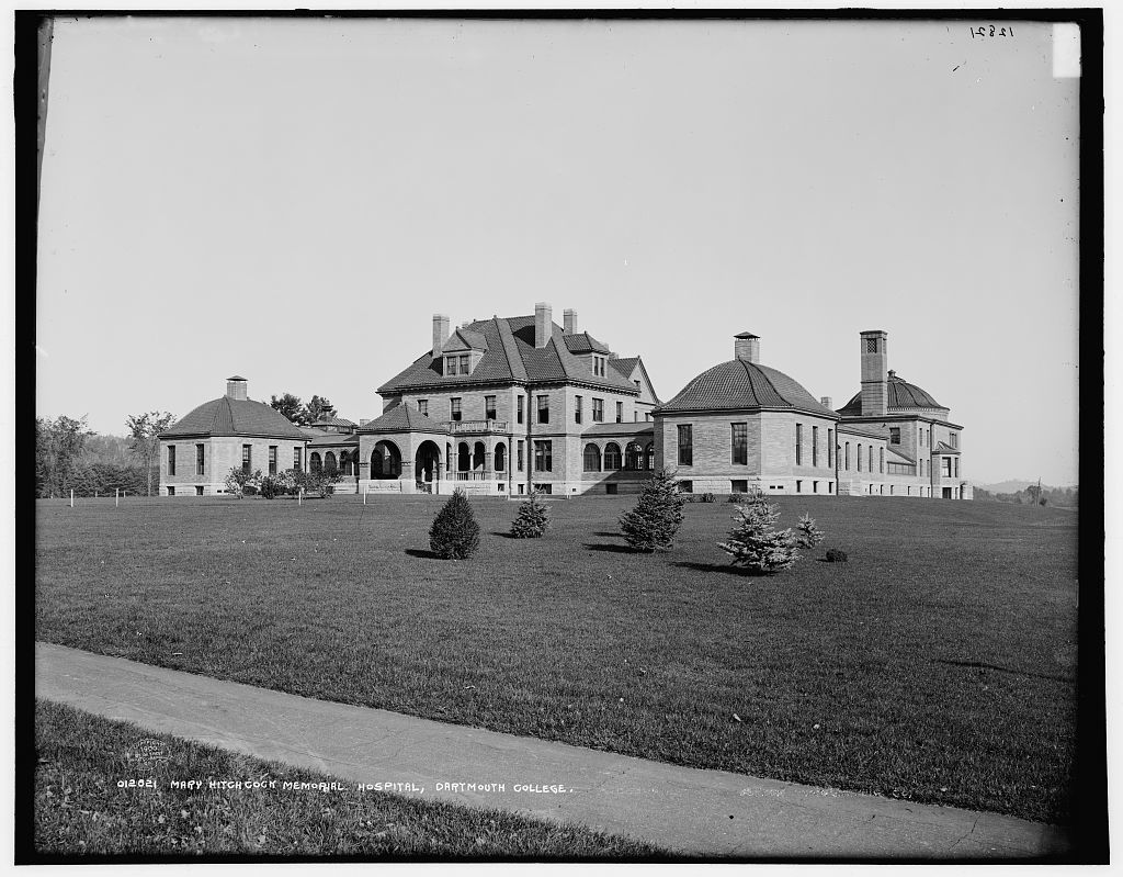 Mary Hitchcock Memorial Hospital, Dartmouth College