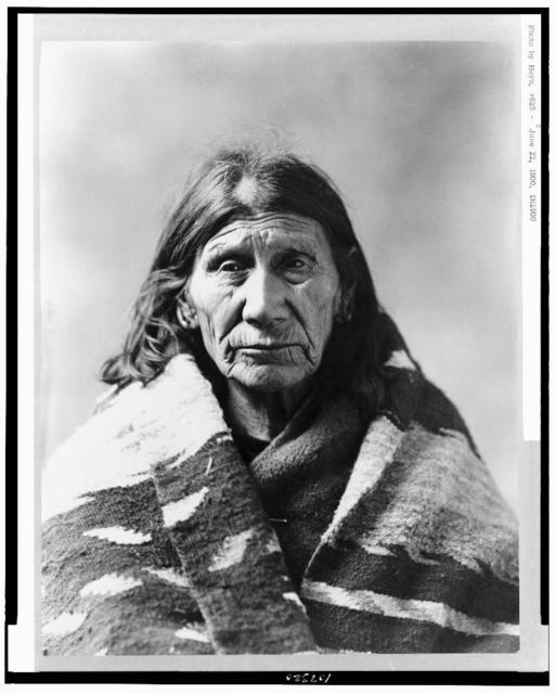 [Mary Red Cloud, head-and-shoulders portrait, facing front]
