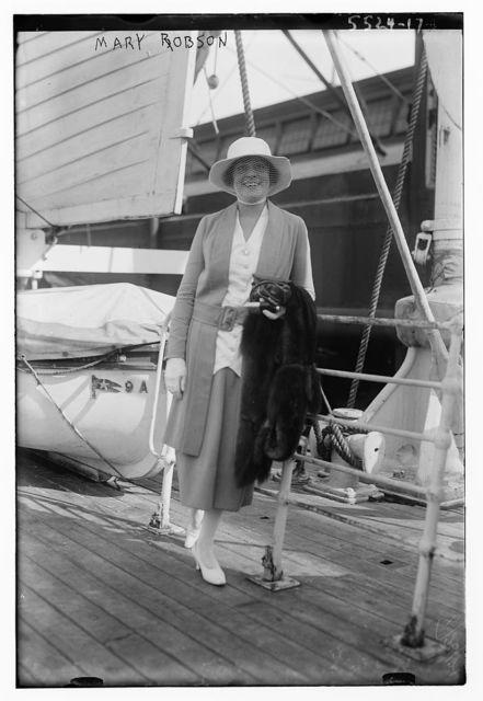 Mary Robson