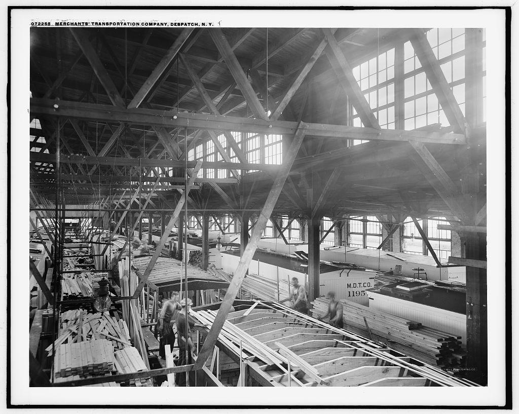 Merchants' Transportation Company, Despatch, N.Y.
