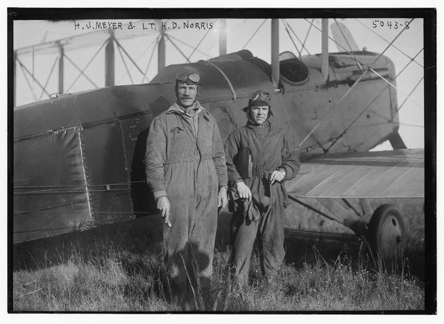 Meyer & LT. H.D. Norris