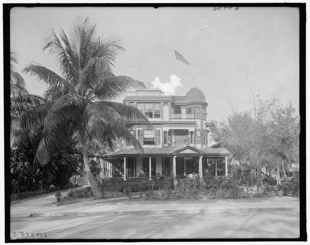 [Miami Club, Miami, Fla.]