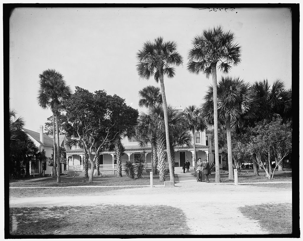 [Mildred Lodge, Ormond, Fla.]
