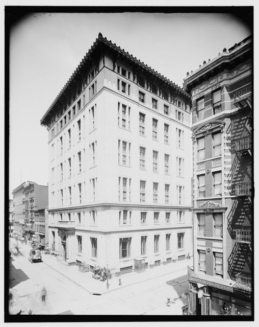 [Mills House no. 2, New York, N.Y.]