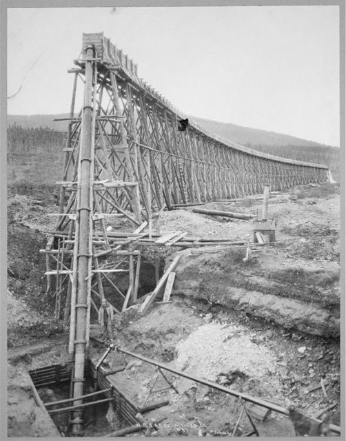 Mining structure