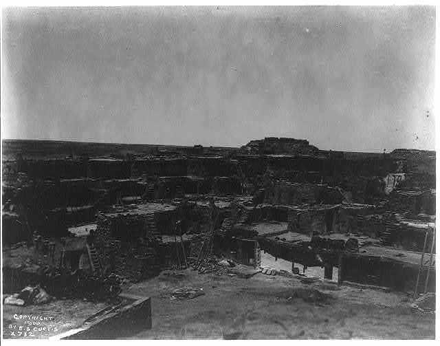 Mishongnovi, Middle Mesa Pueblo