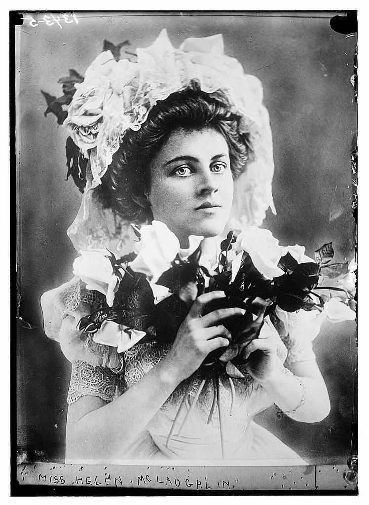 Miss Helen McLaughlin