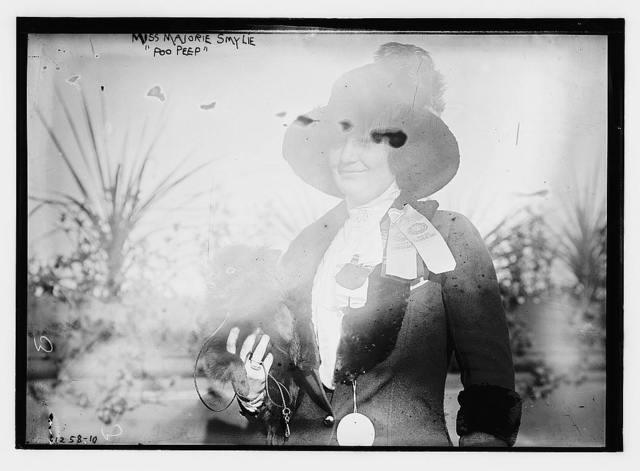 """Miss Marjorie Smylie """"Poo Peep"""""""