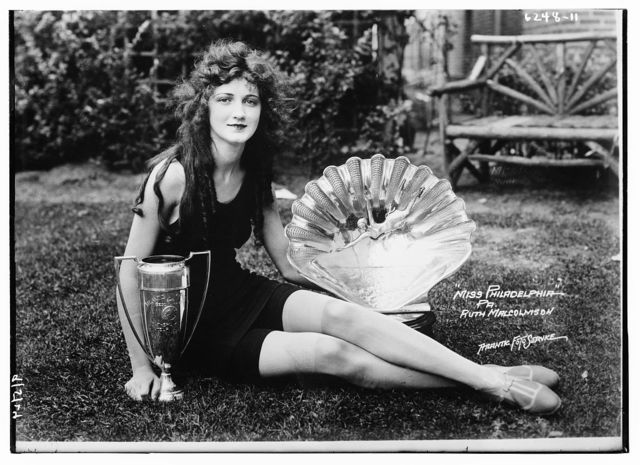 Miss Phila. -- Ruth Malcolmson