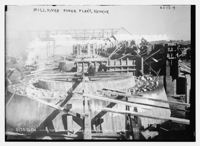 Miss. River Power Plant, Keokuk