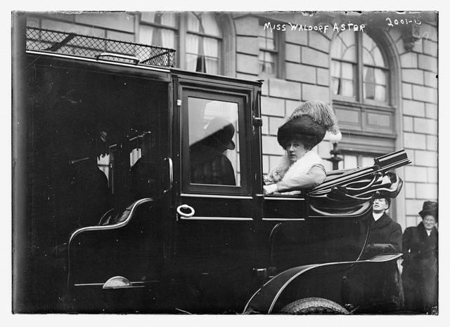 Miss Waldorf Astor