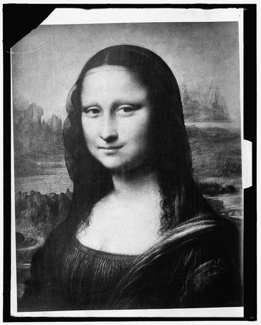 [Mona Lisa]