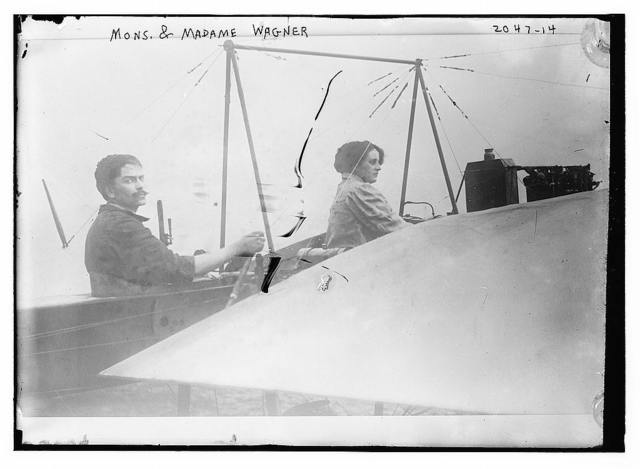 Mons. and Madame Wagner