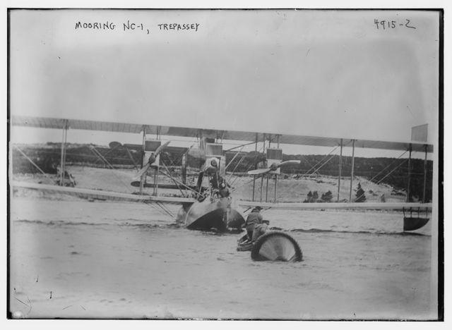 Mooring NC-1, Trepassey