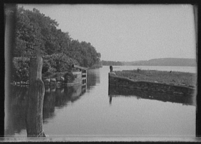 [Morris & Essex Canal, New Jersey]