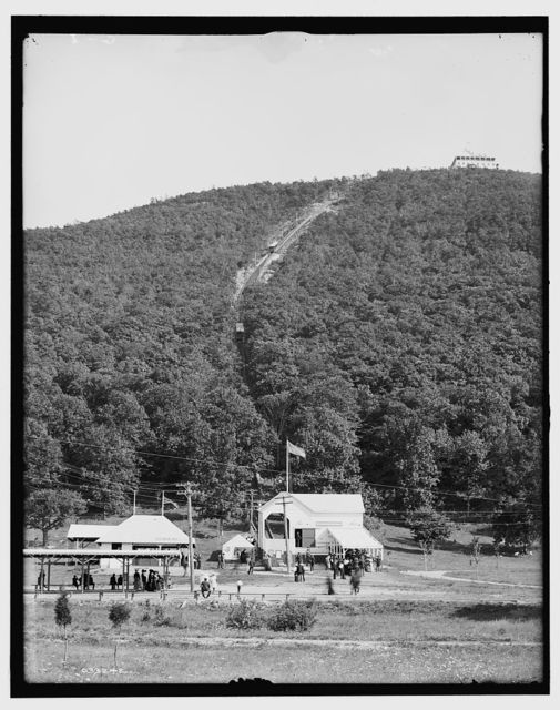 [Mount Beacon Inclined Railway, Fishkill-on-the-Hudson, N.Y.]