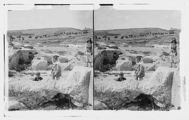 Mount of Olives, Bethany, etc. Bethphage