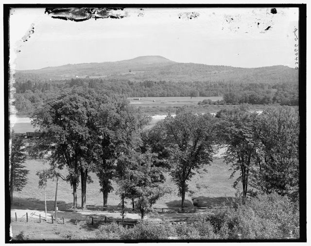 [Mount Prospect from Intervale, New Hampshire]