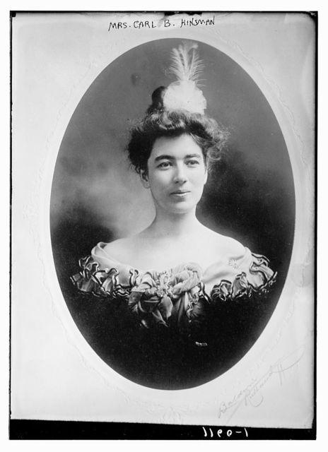 Mrs. Carl B. Hinsman