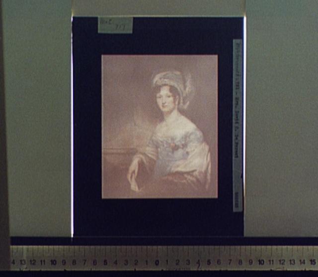 Mrs. David C. De Forest
