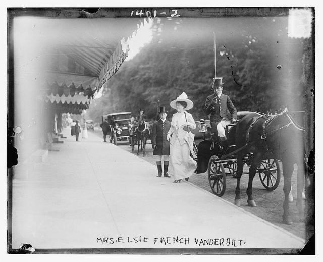 Mrs. Elsie French Vanderbilt