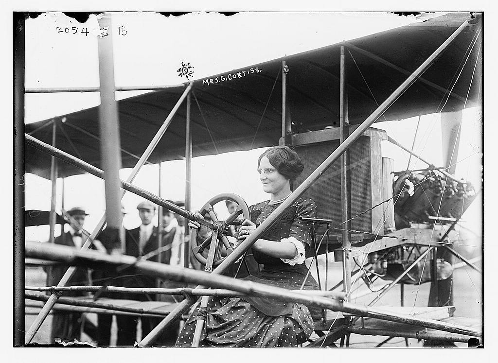 Mrs. G. Curtiss