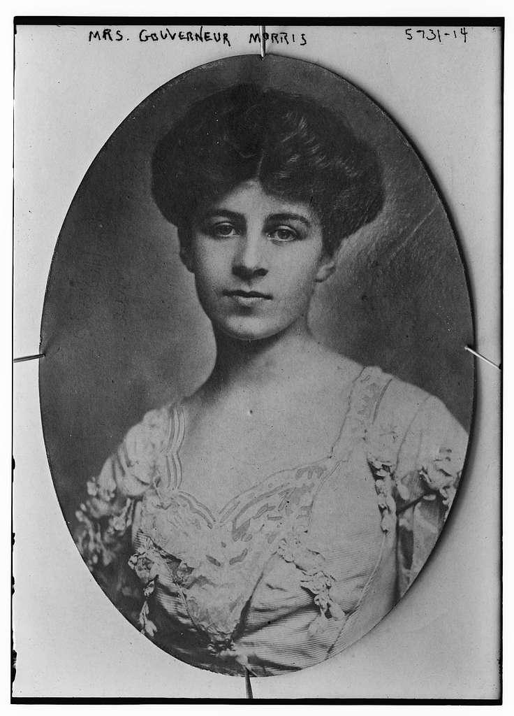 Mrs. Gouverneur Morris